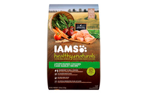 Healthy Naturals with Farm-Raised Chicken and Barley Recipe Dry Dog Food