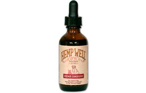Hemp Omegas Hemp Health for Pets by Hemp Well