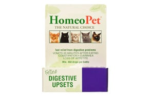 HomeoPet Feline Cat Food for Constipation