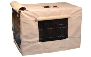 Indoor Outdoor Crate Cover by Precision Pet