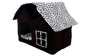 Luxury High-End Double Pet House