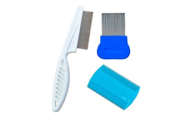 3 Pcs Cat Grooming Comb Clean Tool