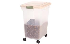 Premium Airtight Pet Food Storage Containers by IRIS USA, Inc.