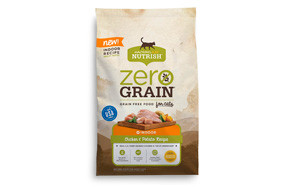 Rachael Ray Nutrish Zero Grain Dry Cat Food