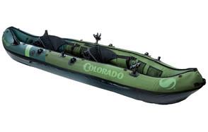 Sevylor Coleman Colorado 2 Person Tandem Dog Kayak