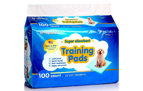 Super Absorbent Training Pads by All-Absorb