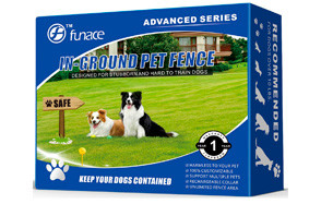 Underground Wired Pet Containment System by FunAce