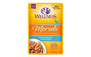 Wellness Healthy Indulgence Grain Free Wet Cat Food