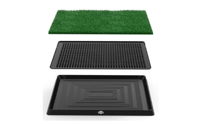 3 parts of Petmaker's Artificial Grass