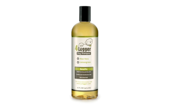 4-Legger Certified Organic Shampoo