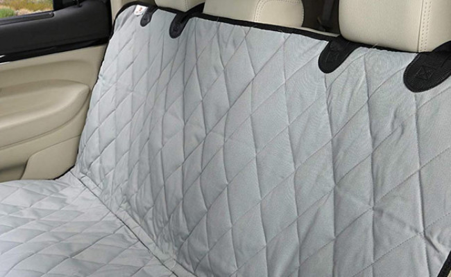 4Knines Dog Seat Cover for Cars