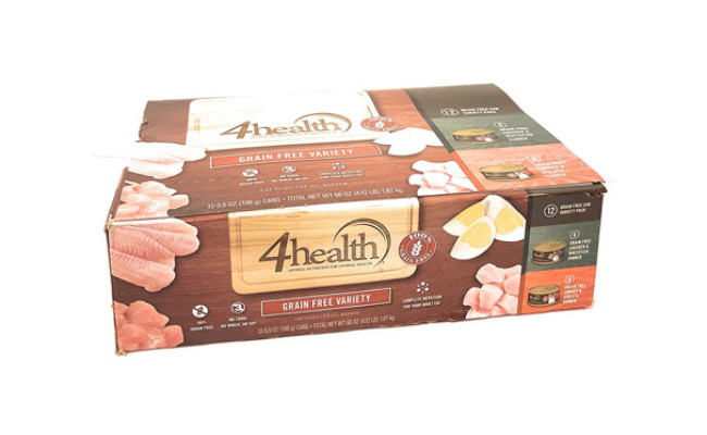 4health All Breed Adult Wet Cat Food