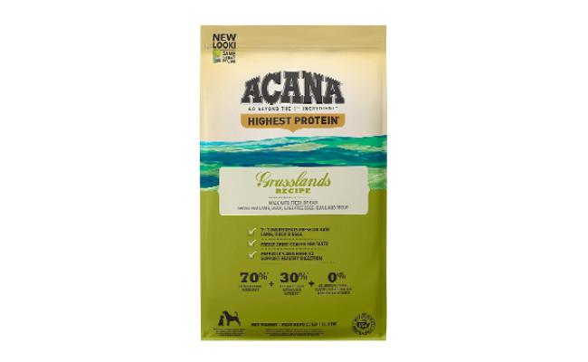 ACANA Grasslands Grain-Free Dry Dog Food