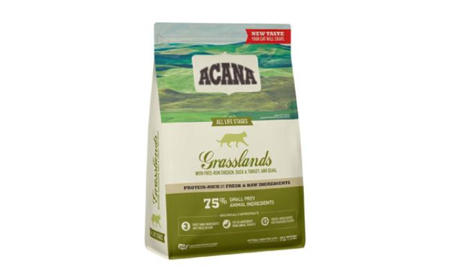 ACANA Protein Rich Grasslands Dry Cat Food