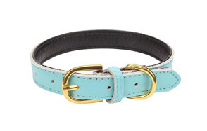 AOLOVE Leather Pet Collars
