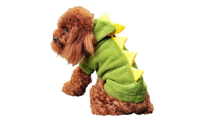 ARJOSA Dog Dragon Halloween Costume