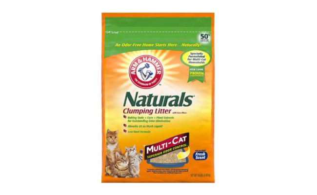 ARM & HAMMER Naturals Cat Litter
