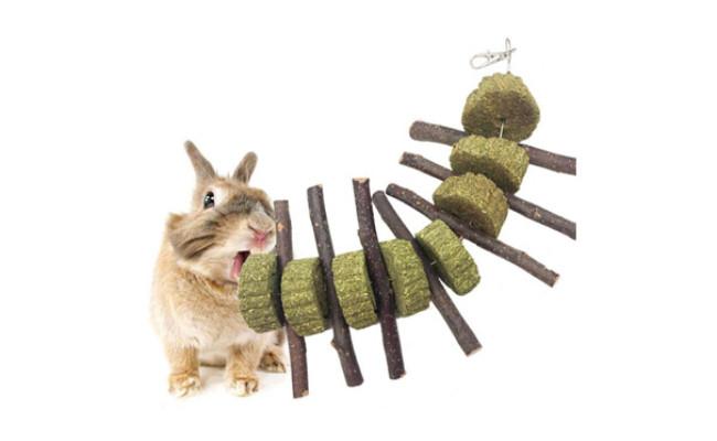 AUOKER Rabbit Chew Toy