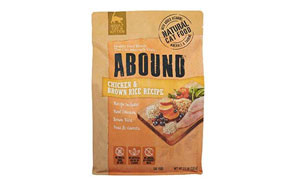 Abound Grain Free Natural Adult Cat & Kitten Dry Food