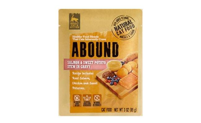 Abound Grain Free Natural Wet Cat Kitten Food