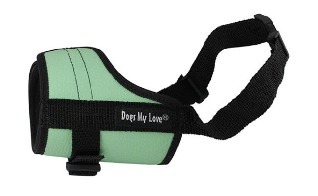 Adjustable Dog Muzzle by Dogs My Love