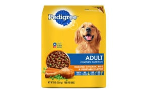 Adult Dry Dog Food - Roasted Chicken, Rice & Vegetable Flavor