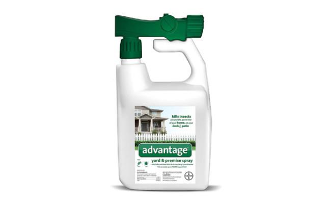 Advantage Flea and Tick Yard and Premise Spray
