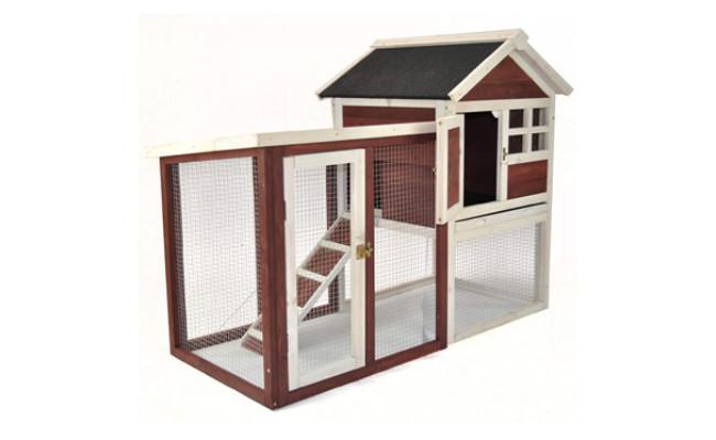 Advantek Stilt House Rabbit Farmhouse