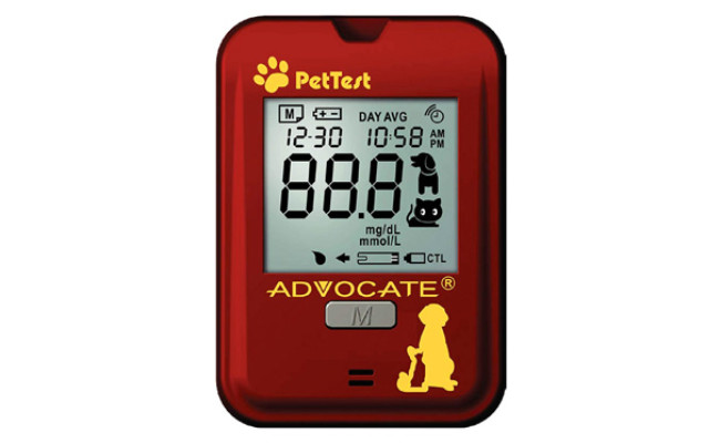 Advocate Blood Glucose Monitoring System for Dogs