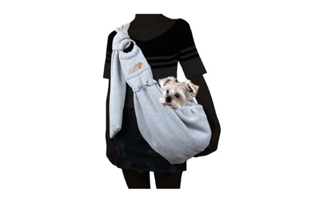 Alfie Chico Reversible Dog Sling Carrier