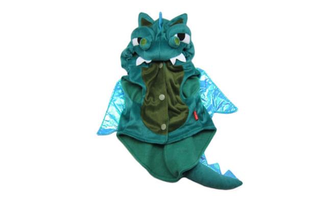 Alfie Couture Smokie the Dragon Dinosaur Costume