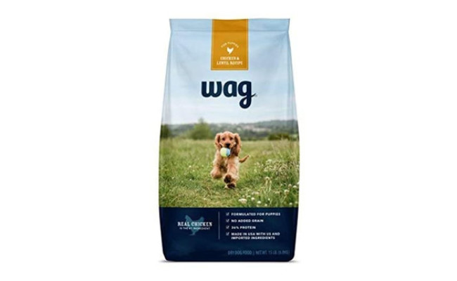 Amazon Brand Wag Dog Food