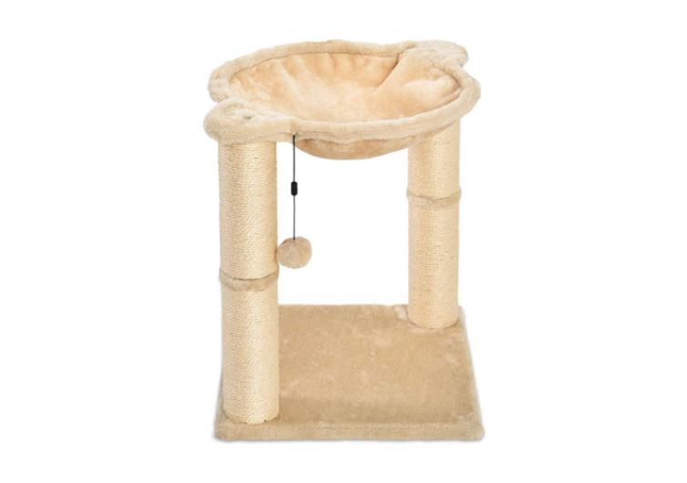 AmazonBasics Cat Scratching Post and Hammock2