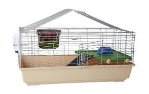 AmazonBasics Small Animal Cage