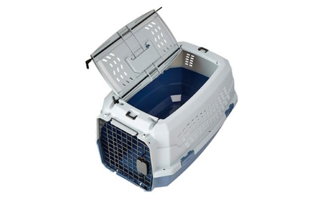 AmazonBasics Two Door Pet Kennel