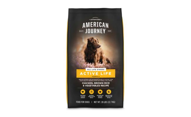 American Journey Active Life Formula Dry Dog Food