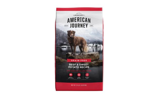 American Journey Beef & Sweet Potato Recipe Dog Food