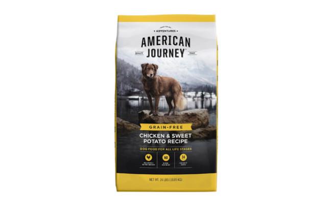 American Journey Chicken & Sweet Potato Dry Dog Food