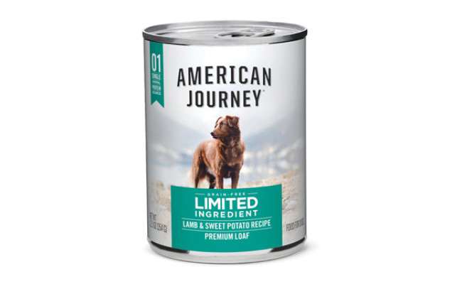 American Journey Limited Ingredient Diet Canned Dog Food