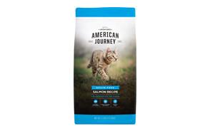 American Journey Salmon Recipe Dry Cat Food