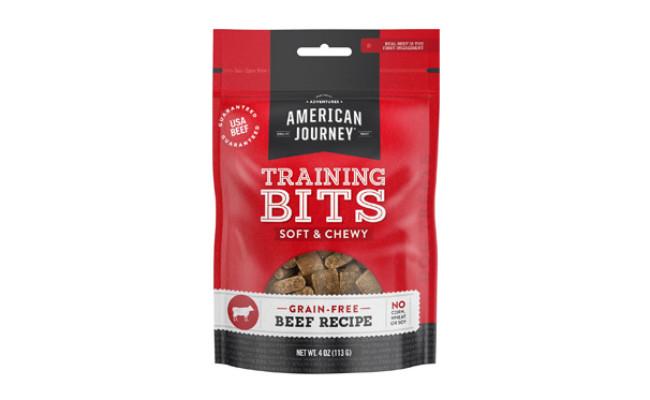 American Journey Soft & Chewy Training Bits Dog Treats