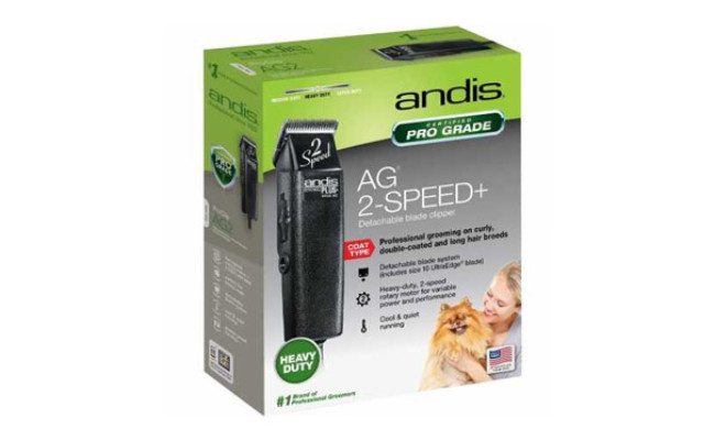 Andis 2 Speed Dog Clippers
