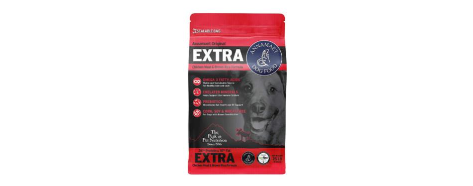 Annamaet Original Extra Formula Dry Dog Food