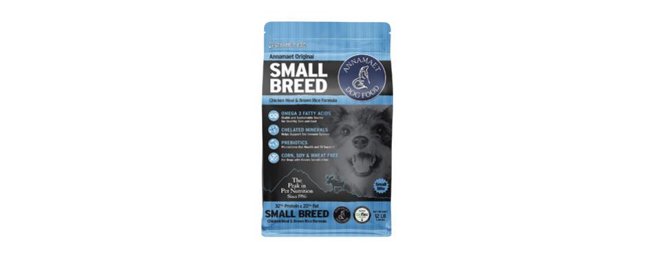 Annamaet Original Small Breed Formula Dry Dog Food
