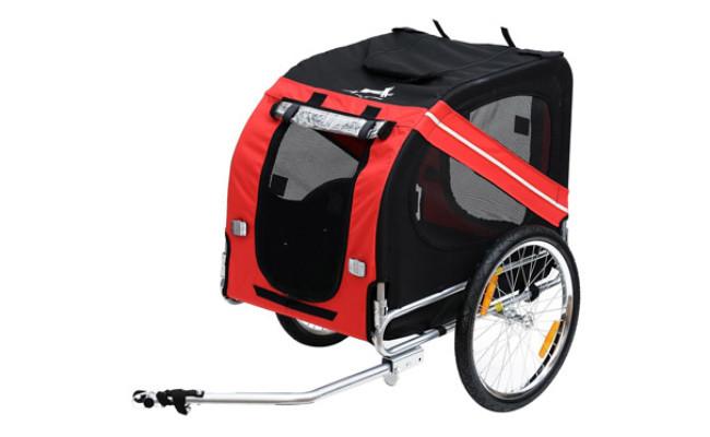 Aosom Elite Dog Bike Carrier