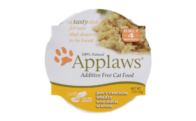 Applaws Cat Pots Juicy Chicken Breast