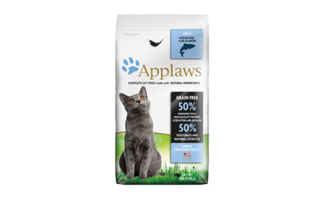 Applaws Fish With Salmon Dry Cat Food