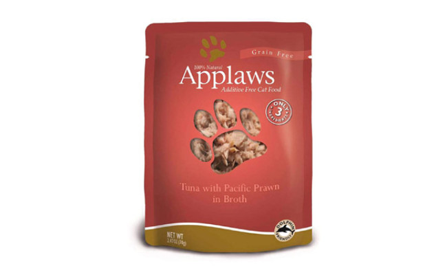 Applaws Tuna with Whole Anchovy Cat Food
