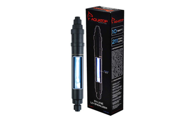 AquaTop In-Line UV Sterilizer