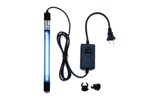 Aquarium Clean Light Submersible Waterproof Lamp